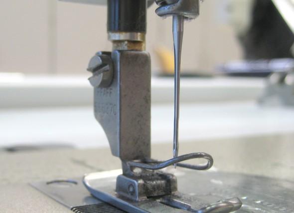 Nähmaschinen-Nadeln tauschen
