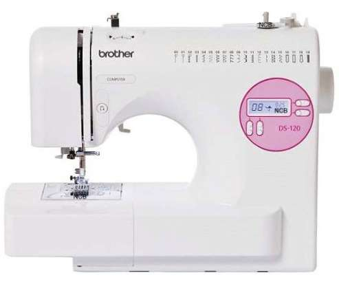 brother ds 120 test