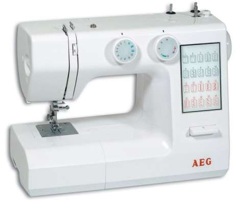 AEG NM 824 Testbericht