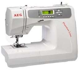 Test: AEG NM 681 Nähmaschine