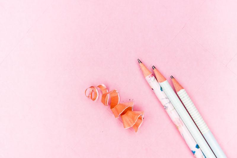 Zeichenstifte, Bleistifte